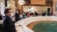 Landtagssitzung in Graz (Bild: Sepp Pail)