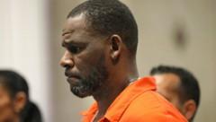 R. Kelly hatte angesichts der Coronavirus-Pandemie die vorzeitige Entlassung aus der Haft beantragt - was allerdings abgelehnt wurde. (Bild: AP)
