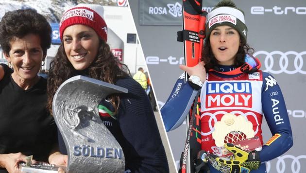 (Bild: GEPA , Facebook/Italian Alpine Ski Team - Men, krone.at-Grafik)