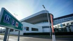 Krankenhaus Ried (Bild: Pressefoto Scharinger © Scharinger)