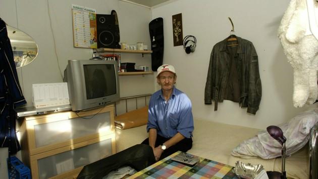 Die VinziWerke bieten obdachlosen Menschen Notschlafstellen und Dauerherbegen. (Bild: VinziWerke)