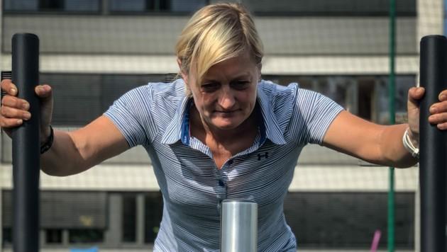 Antje Peuckert leitet im Olympiazentrum Vorarlberg den Bereich Sportwissenschaft und Training. (Bild: Olympiazentrum Vorarlberg)