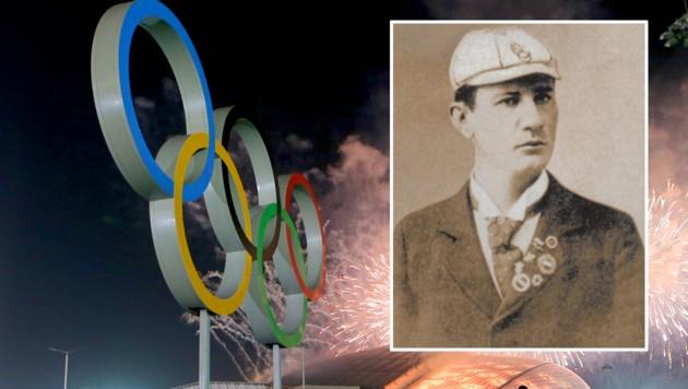 Paul Neumann (Bild: GEPA, IOC/ÖOC)
