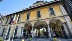 """Das Seniorenheim """"Pio Albergo Trivulzio"""" in Mailand (Bild: LaPresse via AP)"""