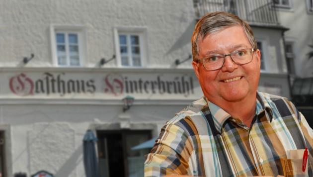 Peter Bernhofer zieht sich zurück (Bild: Weber, Tschepp)