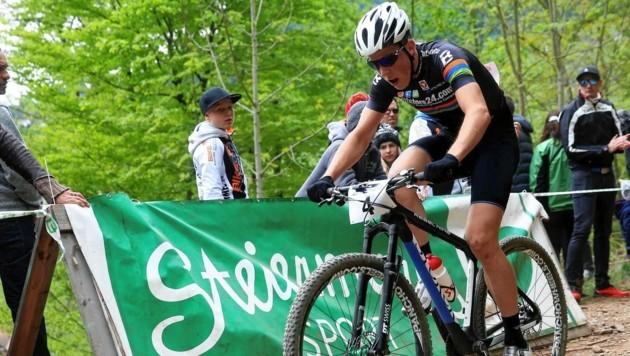 Wann radeln die Mountainbiker bei der EM durch die Steiermark? 2021 oder doch erst 2023? (Bild: GEPA pictures)