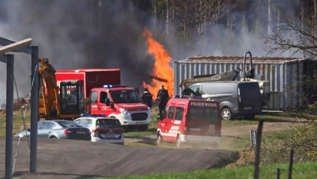 (Bild: Freiwillige Feuerwehr der Stadt Gleisdorf)