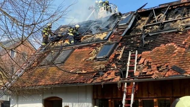 (Bild: Freiwillige Feuerwehr Mellach)