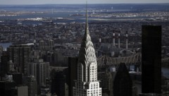 Chrysler Building, New York: Die Preise sinken! (Bild: 2019 Getty Images)