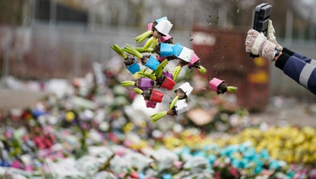 (Bild: APA/AFP/Kenzo TRIBOUILLARD )