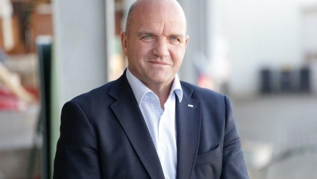AKNÖ-Präsident Markus Wieser (Bild: AK NÖ/Vyhnalek)