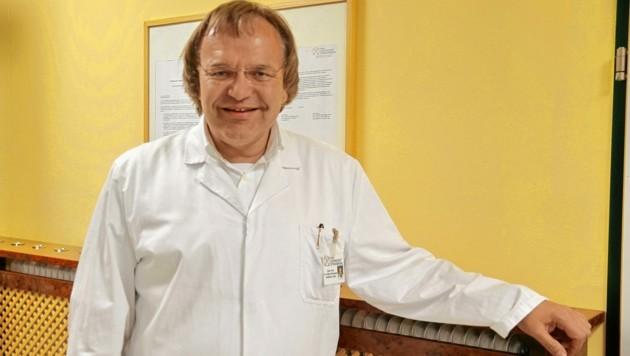 Peter Grieshofer (Bild: sepp pail)