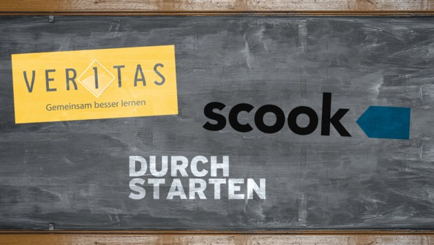 (Bild: VERITAS Verlags- und Handelsges.m.b.H.&Co.OG, stock.adobe.com, krone.at-Grafik, Scook, Durchstarten)