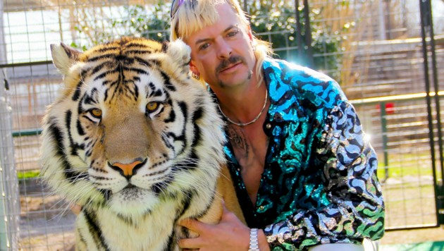 "Joseph ""Joe Exotic"" Maldonado-Passage (Bild: APA/AFP)"