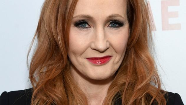 J.K. Rowling (Bild: 2019 Invision)