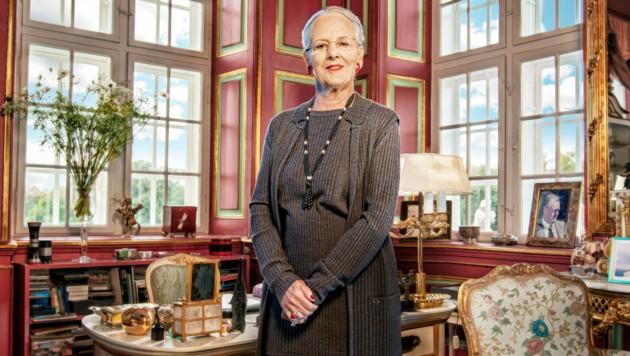 Königin Margrethe II. (Bild: CPS DK)