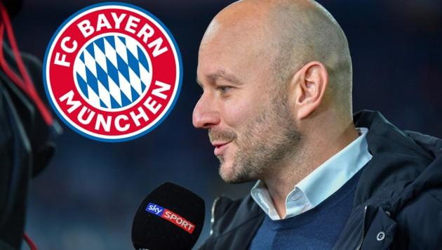 Alexander Rosen ist sauer auf den FC Bayern. (Bild: GEPA, FC Bayern München)