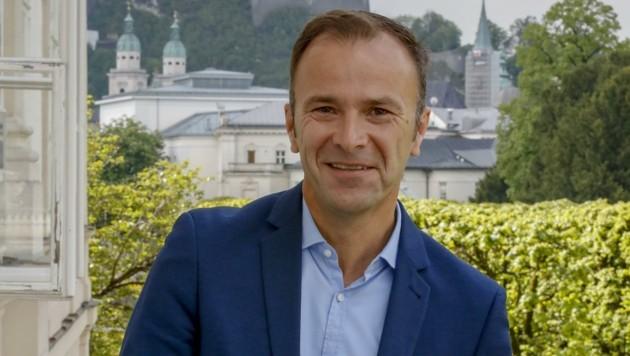 Salzburgs Vizebürgermeister Bernhard Auinger (SPÖ) ist dafür, die Schulen bald zu öffnen. (Bild: Tschepp Markus)