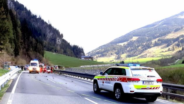 (Bild: Freiwillige Feuerwehr Dorfgastein)