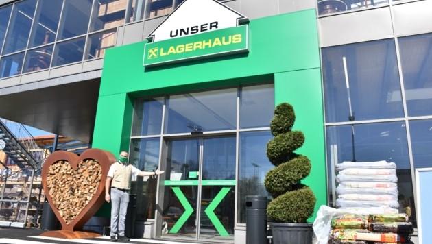 (Bild: Unser Lagerhaus)