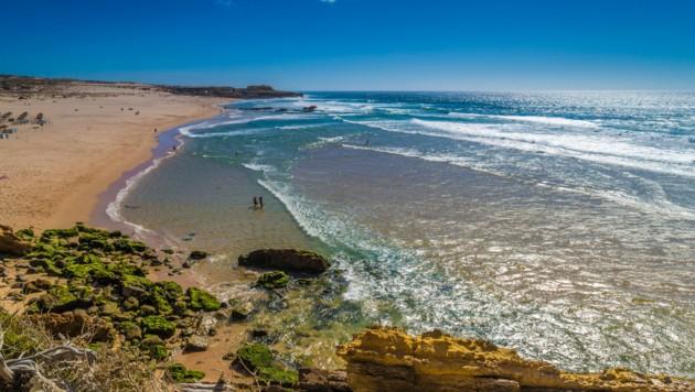 Der Praia do Guincho gilt als einer der schönsten Strände in Portugal. (Bild: ©beketoff - stock.adobe.com)