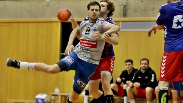 Trofaiachs Handballer (Bild Florian Illmayer) stehen vor der Fusion. (Bild: GEPA pictures)