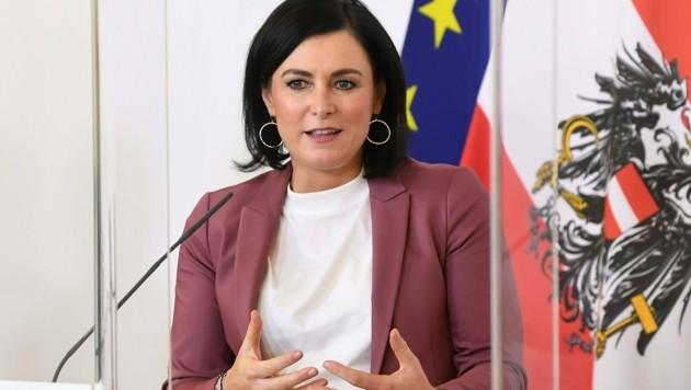 Tourismusministerin Elisabeth Köstinger (ÖVP) überlegt derzeit eine mögliche Grenzöffnung für deutsche Touristen im Sommer.