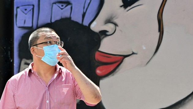 Australien bleibt bei seiner strikten Strategie gegen das Coronavirus. (Bild: AFP)