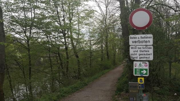Der Spaziergang in der Au kostet einen Welser 360 Euro. (Bild: ZVG)