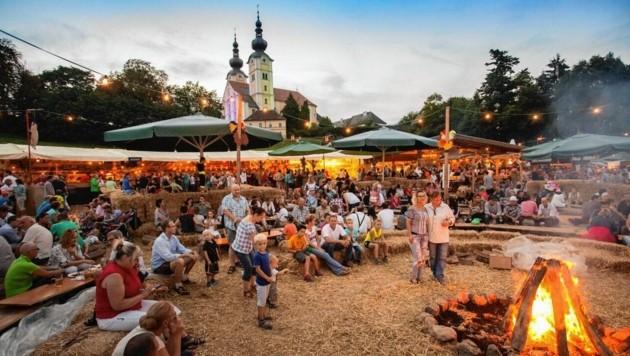 """Kein """"Gackern"""": Die Absage des Geflügel-Festivals im Lavanttal trifft die Wirte sehr hart. (Bild: Verein Geflügelfest St. Andrä)"""