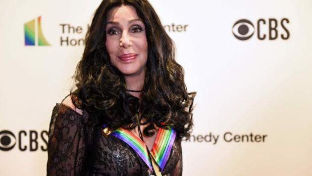 Cher (Bild: AFP or licensors)