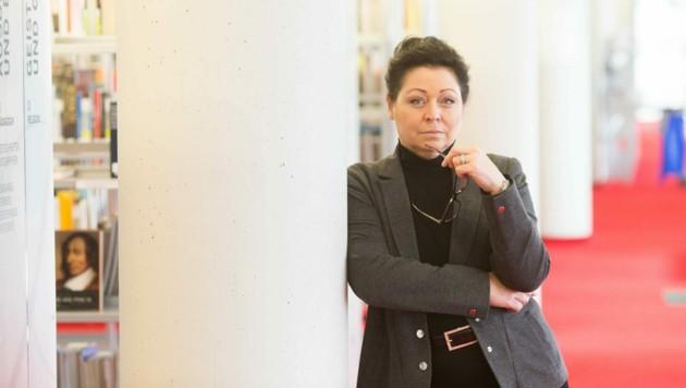 Unternehmensberaterin Sonja M. Lauterbach hält die Verbesserungen beim Hilfsfonds für praxisfremd. (Bild: Joachim Bergauer)