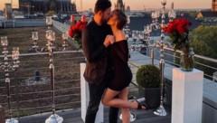 Michael Wendler hat Laura Müller einen Heiratsantrag gemacht. (Bild: instagram.com/lauramuellerofficial)