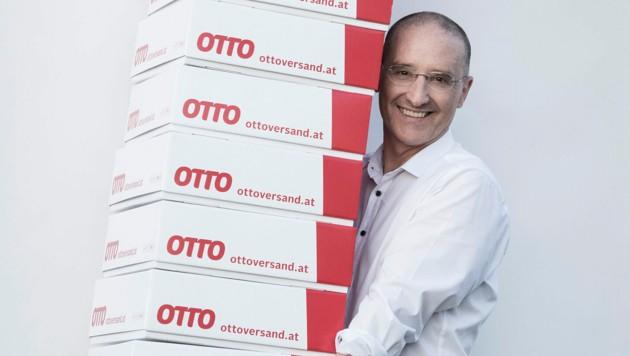 Unito-Chef Harald Gutschi (Bild: Christian Jungwirth)