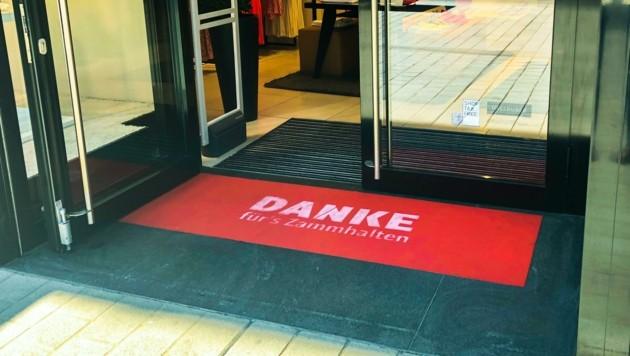Viele Händler rollten laut Martin Wetscher nun den Roten Teppich aus. (Bild: Innsbruck Marketing GmbH)