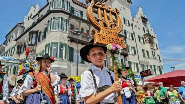 Das Kufsteiner Kaiserfest hätte am 27. Juni seine 43. Auflage in Folge erlebt. 2021 wird es nachgeholt. (Bild: Hubert Berger)