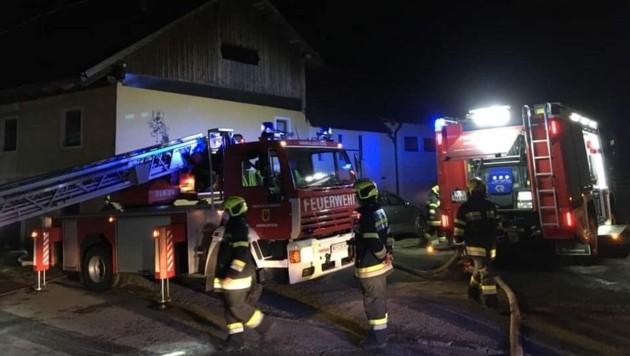 (Bild: Freiwillige Feuerwehr Arnoldstein)