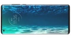 Motorola Edge (Bild: Motorola)