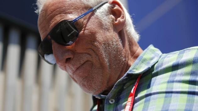 Red Bull Boss Dietrich Mateschitz übt heftige Kritik an den Corona-Maßnahmen der Bundesregierung. (Bild: APA/Erwin Scheriau)