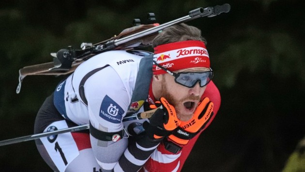 Simon Eder verliert mit Dominik Landertinger im Weltcup einen langjährigen Weggefährten (Bild: ARMANDO BABANI)