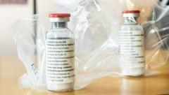 Das Ebola-Medikament Remdesivir (Bild: APA/AFP/POOL/Ulrich Perrey)