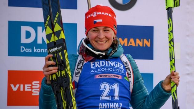Veronika Vitkova (Bild: GEPA)