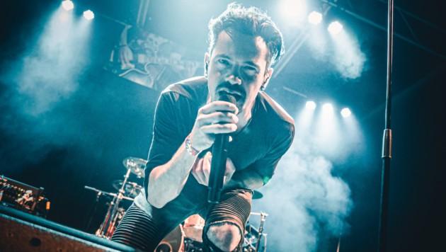 """Rockige Töne schlägt Falco Luneau mit seiner neuen Band """"Still"""" an. (Bild: Hummer Photography)"""