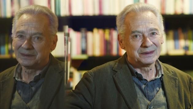 Felix Mitterer (Bild: Haymonverlag/Fotowerk Aichner)