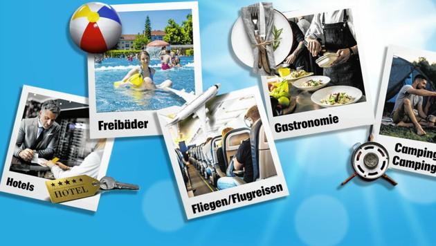 (Bild: Krone KREATIV, stock.adobe.com, krone.at-Grafik)