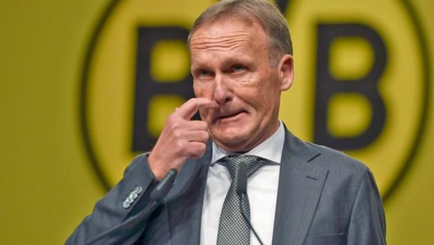 Hans-Joachim Watzke (Bild: APA/AFP/INA FASSBENDER)