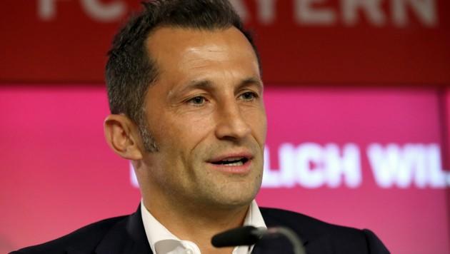 Bayern-Sportdirektor Hasan Salihamidzic (Bild: APA/AFP/POOL/Alexander Hassenstein)