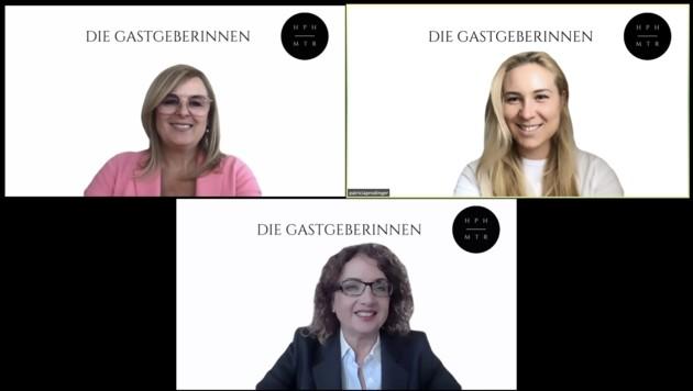 Auch bei Videokonferenzen gelten Regeln! (Bild: diegastgeberinnen.at)