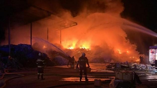 (Bild: Freiwillige Feuerwehr Gleisdorf)