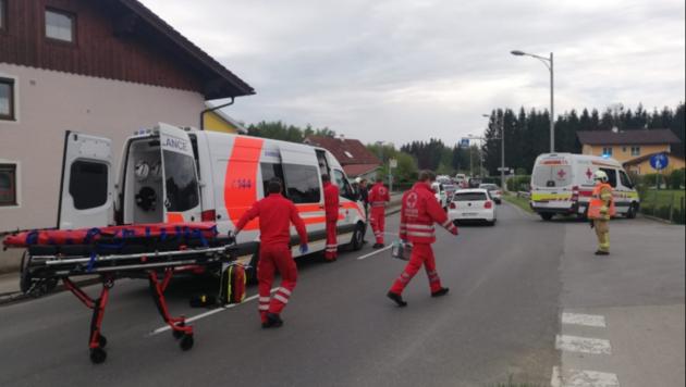 (Bild: Freiwillige Feuerwehr Bürmoos)